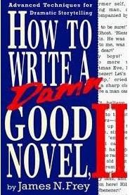 How to Write a Damn Good Novel II -kansi