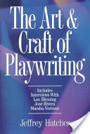 The Art and Craft of Playwriting -kansi