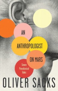 An Anthropologist on Mars -kansi