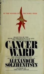 Cancer Ward -kansi