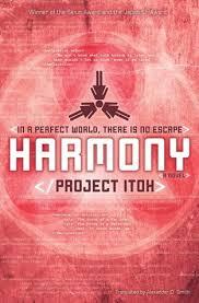 Harmony-kansi