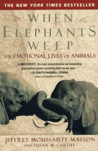 When Elephants Weep -kansi