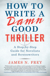 How to Write a Damn Good Thriller -kansi