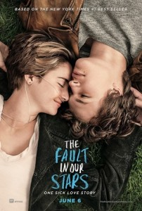 The Fault in Our Stars -juliste