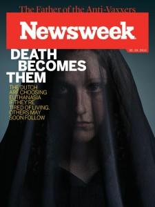 Newsweekin kansi