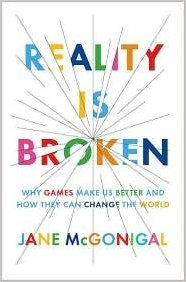 Reality Is Broken -kansi