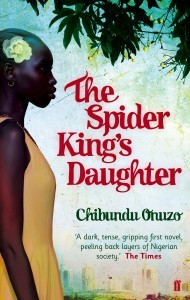 The Spider King's Daughter -kansi