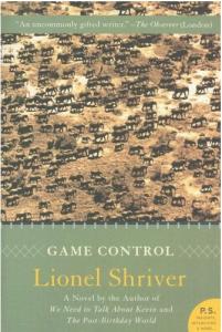 Game Control -kansi