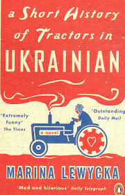 A Short History of Tractors in Ukrainian -kansi