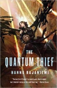 Quantum Thief -kansi