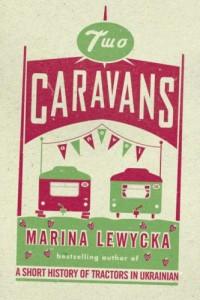 Two Caravans -kansi