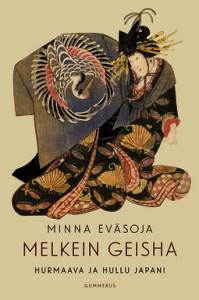 Melkein geisha -kansi
