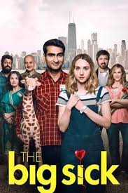 The Big Sick -juliste