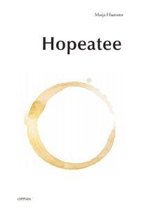 Hopeatee-kansi
